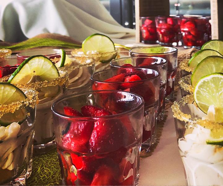 Eventmanagement – Dessert